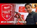 Gambar cover Cool Compact Cordless - Milwaukee M12 System
