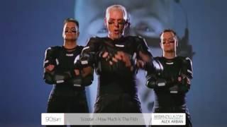 лучшие танцевальные клипы-eurodance-90h