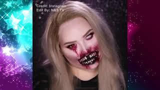 Самый страшный макияж на свете видео 2 Хэллоуин Сборник 2021
