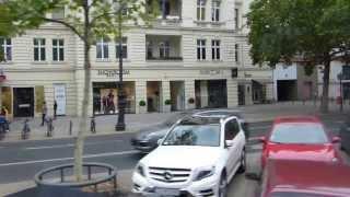 ドイツ旅行⑤ ベルリン市内 車窓