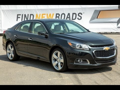 2014 Chevrolet Malibu Start Up And Review 2.5 L 4 Cylinder