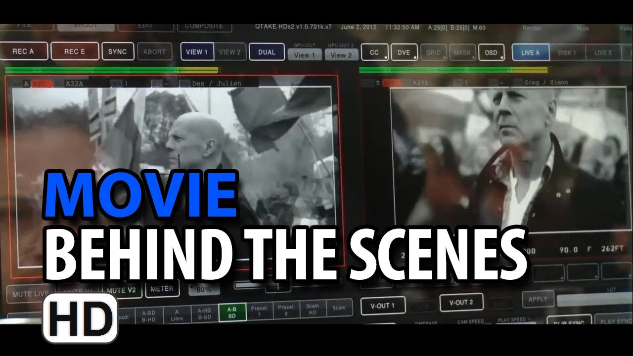 Download A Good Day to Die Hard (2013)  B-Roll, Making of & Behind the Scenes