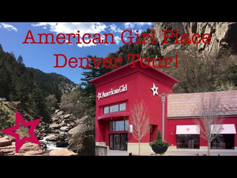 American Girl Place Denver Tour - April 2019