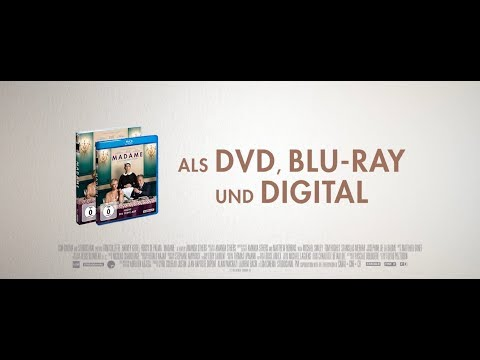 Madame - Nicht die feine Art Trailer Blu-ray Deutsch German (2018)