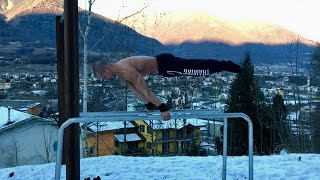STREET WORKOUT -  BEAUTIFUL MOVES