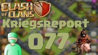 "COC [Kriegsreport #077] ""Surgical Hogs gegen Infernos"" | Let´s Play Clash of Clans [DEUTSCH]"
