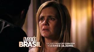 Promo Avenida Brasil Capítulo 30 (24-01-2014) - Telefe HD (Argentina)