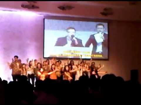 Worship Kau Allah Yg Besar- Nafiri Allah CP Jakarta Indonesia - Praise