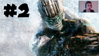 Dead Space 3 - Gameplay Walkthrough - Part 2 - SCARY FACECAM!! - Chapter 1 (DS3 HD)