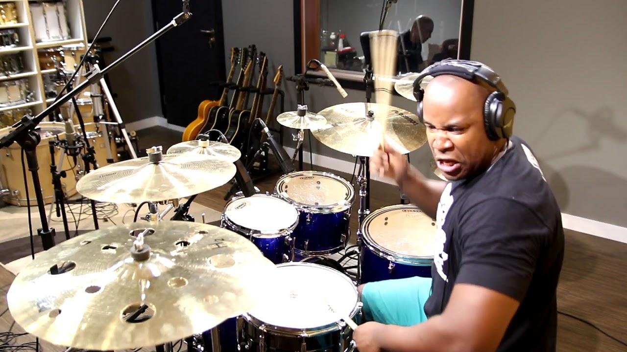 Josivaldo Santos - Profetiza | Renascer Praise (DrumCover)