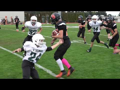 Scappoose Vs Astoria Football 2018