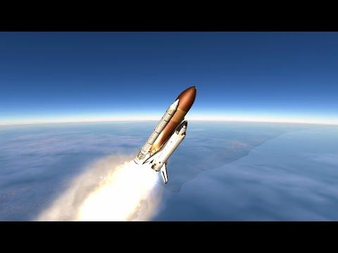 ksp space shuttle challenger - photo #4