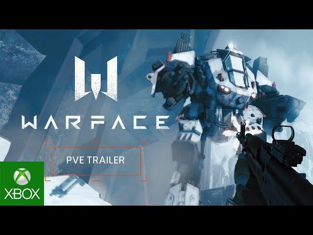 Warface PvE Trailer