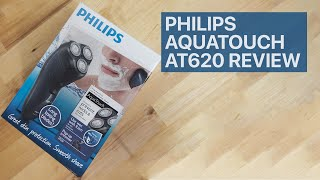 Philips Aquatouch AT620 Wet / Dry Shaver Review and Test