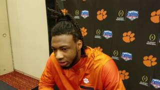 TigerNet.com - Mike Williams... Maybe the injury was God