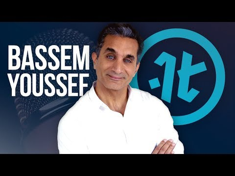 Bassem Youssef on How To Laugh In the Face of Danger  | Impa