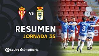 Resumen de Real Sporting vs Real Oviedo (0-1)