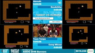 Pwn Adventure Z by Robots vs Humans in 6:54 - Awesome Games Done Quick 2016 - Part 152