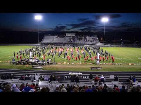 North Royalton High School Marching Band Lexington Contest Performance - Sep 29 2018