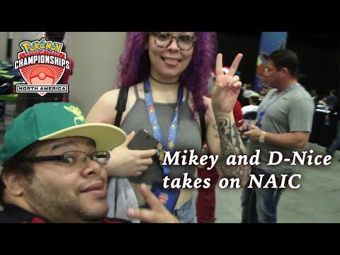 Mikey and D-Nice takes on the Pokemon North American International Championship.