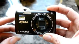 Nikon Coolpix A300 Unboxing/ Vlog Review