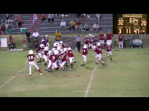 Streamed Live Escambia Academy Pee Wee vs Lowndes Academy