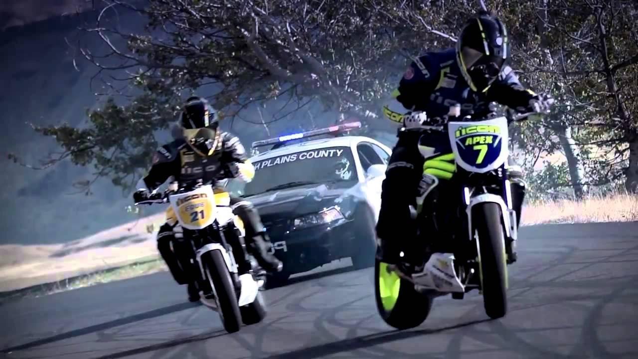 Street Ballin Police Chase Street Bike Wheelies