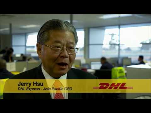 DHL Opens New Melbourne Gateway Facility