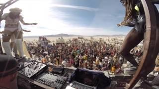"Be Svendsen @ Robot heart / Burning Man  ""Tame The Grain rmx"""