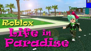ROBLOX | Life in Paradise Summer Update | Baby Hank | MicroGuardian | SallyGreenGamer