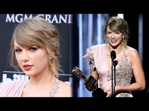 Taylor Swift Makes SURPRISE Appearance At 2018 BBMAs & Gives Female Empowering Speech
