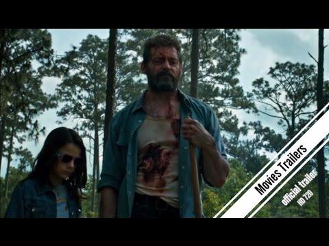 Movie Trailer Official Logan 2017 إعلان فيلم Logan جديد 2017