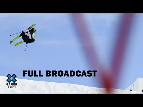 Jeep Men's Ski Slopestyle: FULL BROADCAST | X Games Aspen 2020