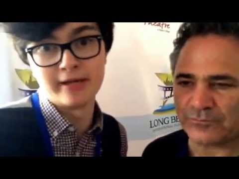 Halftime Howie s Moonrise Kingdom actor Jared Gilman at the Long Beach Film Festival