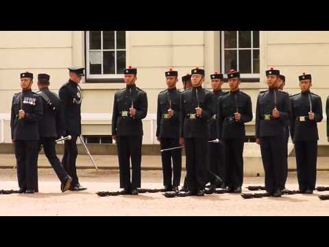 The Royal Gurkha Rifles   and  Band of the Brigade of Gurkha's