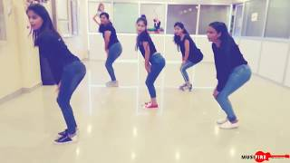 Ankh Lad Jaave Dance Choreography || Shivam Yadav || Love Yatri