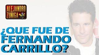 Que fue de Fernando Carrillo!! Actor de telenovelas
