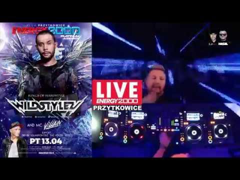 HAZEL & CJ STONE @ ENERGY 2000 LIVE STREAM - 01.03.2018