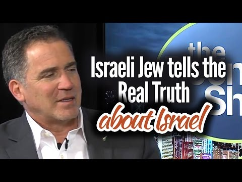 Exclusive interview: Honest Israeli Jew tells the Real Truth