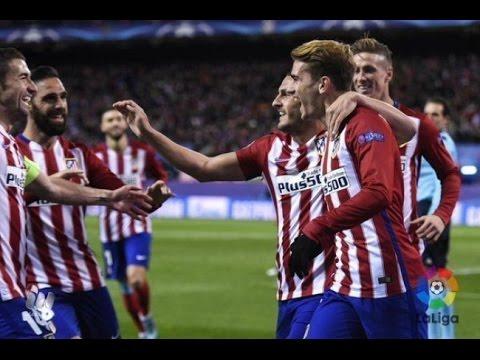 Atlético de Madrid 3 Lleida 0 Video Goles de Ferreira ...