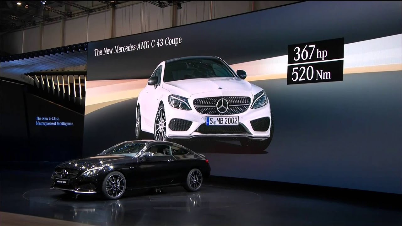 mercedes benz at the 2016 geneva international motor show - youtube