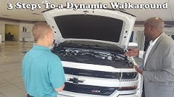 3 Ways To Sell Cars With a Dynamic Walkaround at Your Dealership