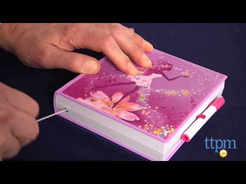 Flutterbye Surprise Butterfly Diary From Spin Master Youtube