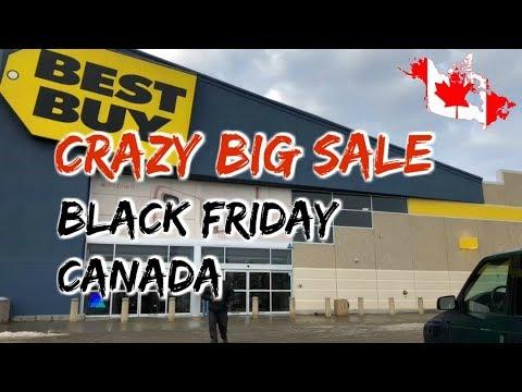 Crazy BIG SALE on BLACK FRIDAY CANADA 2017