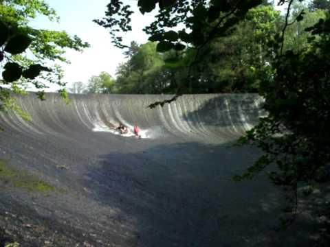 Abbeystead Dam ;)
