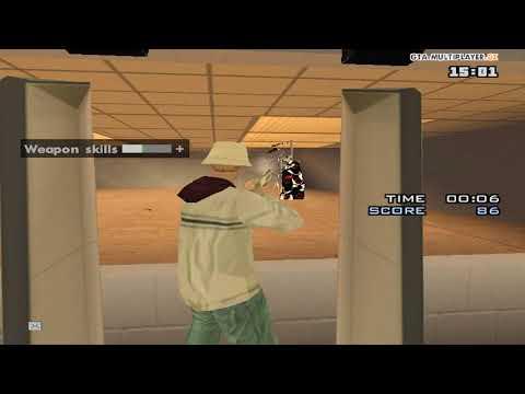 gta samp part 18 : win in shooting in s1