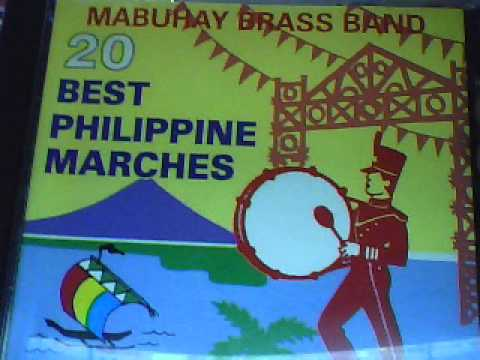 Mabuhay Brass Band  AFP on The March