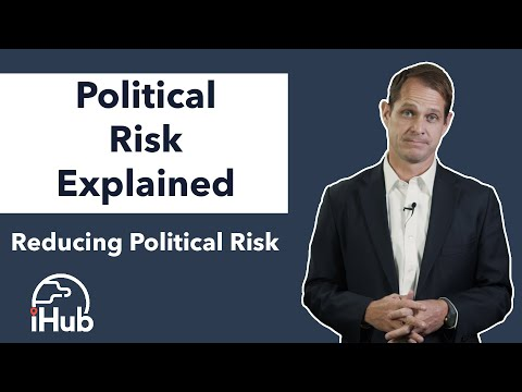 Political Risk Explained: How to Reduce Political Risk