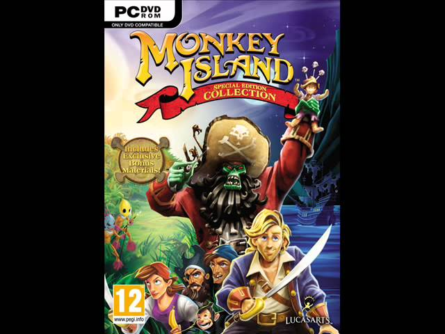 LeChuck's Revenge: Monkey Island 2 SE OST - Full Official Soundtrack