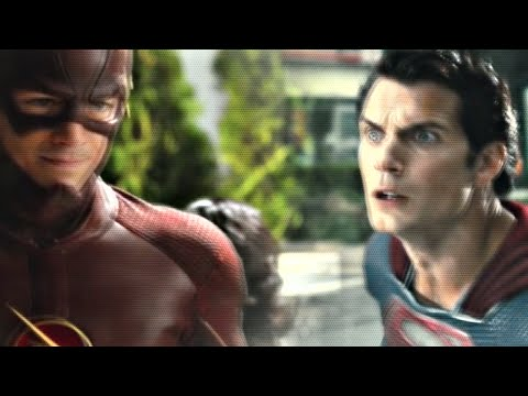 Thumbnail: Superman vs The Flash (Race)